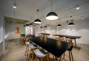 quality unfurnished or furnished offices for rent in Ho Chi Minh City near district 1 Vietnam